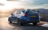 Subaru WRX STI Final Edition launched