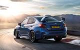 Subaru WRX STI Final Edition launched