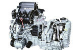 Honda IMA hybrid engine