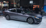 2018 Honda Insight hybrid production car revealed ahead of New York