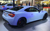 Subaru BRZ STI Sport launched for Japan as most driver-focused variant
