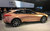 Lexus LF-1 Limitless previews flagship Road Rover rival