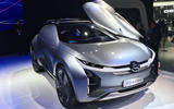 GAC Enverge electric SUV concept revealed ahead of US launch