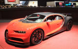 Bugatti Chiron Sport launched with harder chassis setup