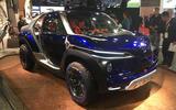 Yamaha reveals Cross Hub Concept at Tokyo