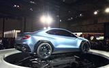 Subaru Viziv Performance concept details next-generation WRX