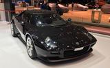 New Lancia Stratos front