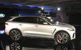 542bhp Jaguar F-Pace SVR squares up to Porsche Macan Turbo