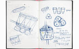 Dyson sketches