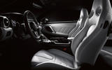 2020 Nissan GT-R - interior