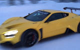 1150bhp Zenvo TS1 GT anniversary model headed to Geneva