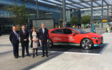 Heathrow to use fleet of Jaguar I-Paces in electric chauffeur service