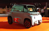 2020 Citroen Ami One reveal - front