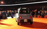 2020 Citroen Ami One reveal - rear