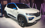 Renault K-Ze concept Paris Motor Show 2018 front