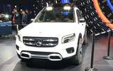 Mercedes-Benz GLB concept -front