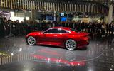 2019 BMW Concept 4 Series Coupe at Frankfurt motor show
