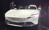 2020 Ferrari Roma reveal