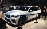 BMW i Hydrogen Next at Frankfurt motor show