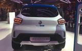 Renault K-Ze concept Paris Motor Show 2018 back