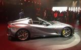 Ferrari 812 GTS reveal - static side