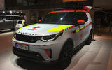 Land Rover SVO creates bespoke Red Cross Discovery