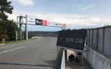 Timing board Nurburgring