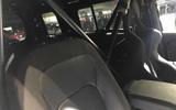 Land Rover Defender bond car rollcage