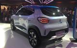Renault K-Ze concept Paris Motor Show 2018 rear