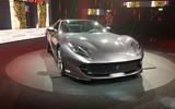 Ferrari 812 GTS reveal - static front