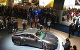 BMW stand at Frankfurt 2019