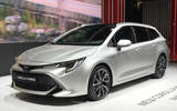 Toyota Corolla Touring Sports revealed at Paris motor show
