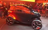 Seat Minimo urban mobility concept