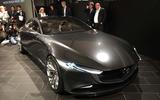 The Mazda Vision Coupe concept
