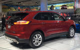 Facelifted Ford Edge revealed to American market