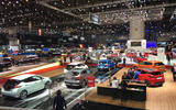 Palexpo Geneva motor show