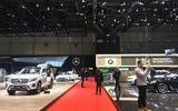 Mercedes vs BMW Geneva