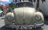 Slammed Volkswagen Beetle Worthersee