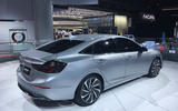 2018 Honda Insight hybrid
