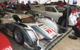 Tom Kristensen Le Mans winners Goodwood 2017