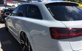 Audi A6 Worthersee