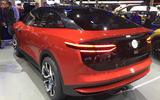 Volkswagen ID Crozz II Frankfurt motor show