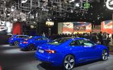 Audi RS3 TT RS RS5 Frankfurt motor show