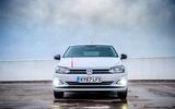 VW Polo Beats 1.6 TDI front on