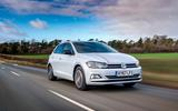 VW Polo Beats 1.6 TDI front side
