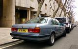 BMW E32 730i V8