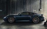 Porsche 911 Turbo 2020 official images - side