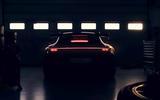 Porsche 911 GT3 rear teaser