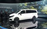 Mercedes-Benz EQV official reveal - front 3/4