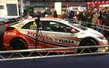 Autosport international show exhibit